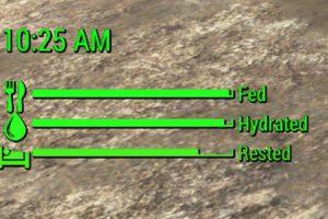 Fallout4 HUD MOD