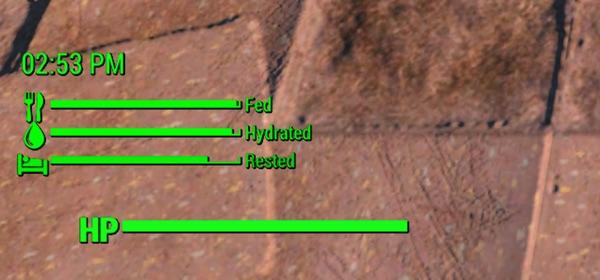 Fallout4 HUD MOD3
