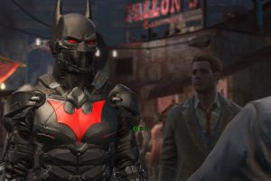 Fallout4 Batman Beyond 1
