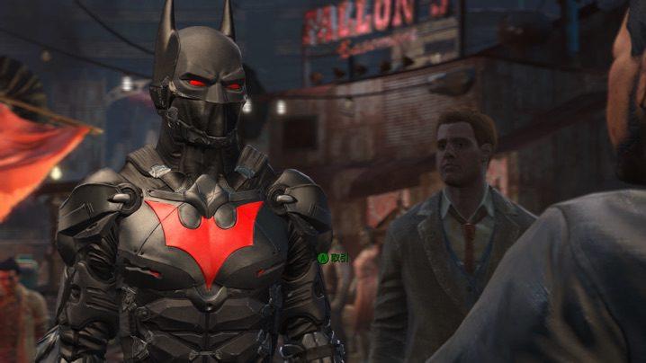 Fallout4 Batman Beyond 1