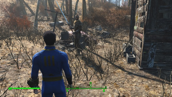 Fallout4 Ciaymore Sword 2