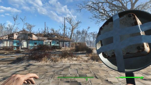 Fallout4 The Frying Pan 2