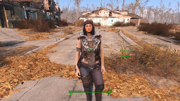 Femshepping's Light Brawler Outfits 1