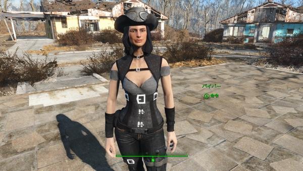 Steampunk Gunslinger Outfit