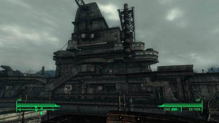 Fallout3 リベットシティ