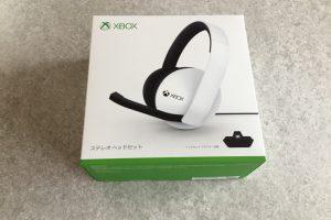 Xbox One ステレオヘッドセット