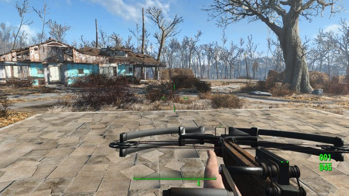 Fallout4 Crossbows 1