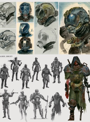 The Art of Fallout 4-4