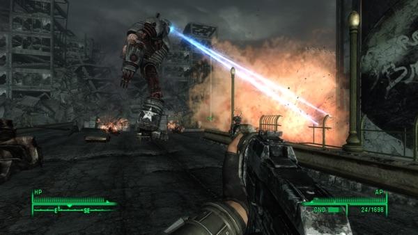 Fallout3 リバティ・プライム