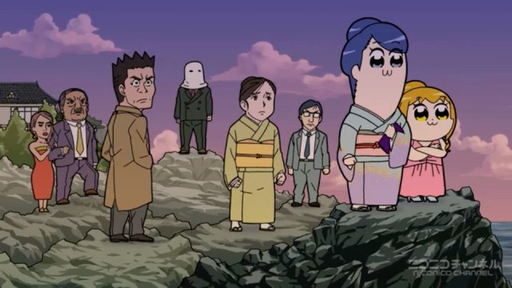 ポプテピピック第10話感想
