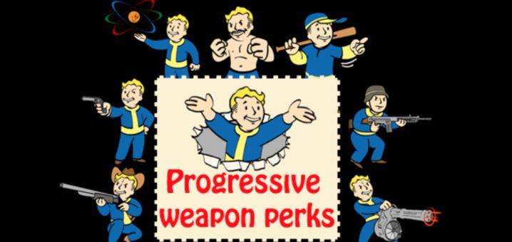 Progressive Weapon Perks-1