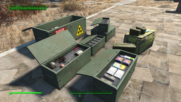 Military Clutter