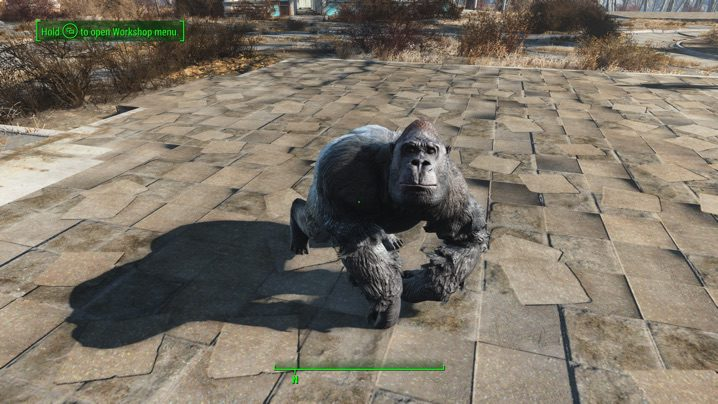 Craftable Gorilla1