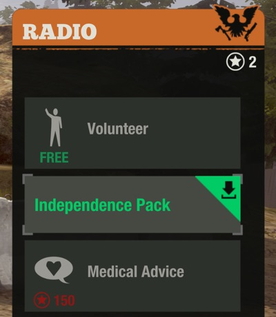 Independence Pack2
