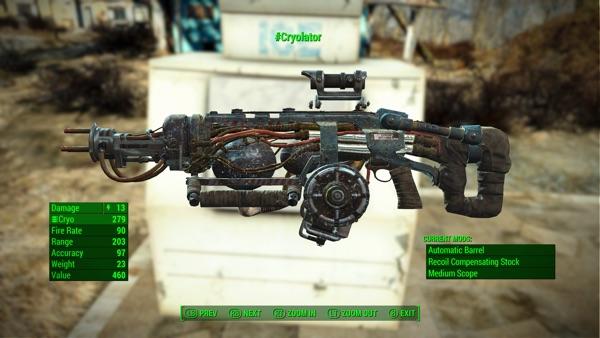 Weapon Mixer4