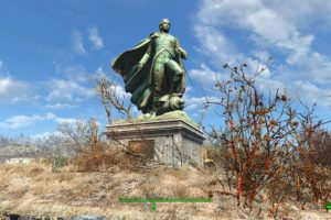 General Todd Howard Statues1