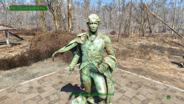 General Todd Howard Statues2