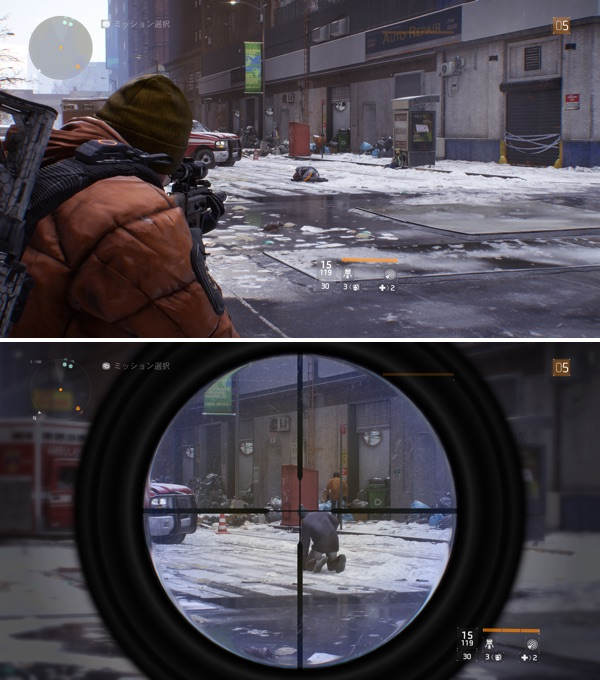 The Division3