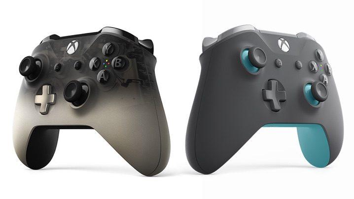 Xbox One 新型ワイヤレスコントローラー