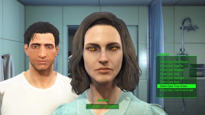 The Eyes Of Beauty Fallout Edition1