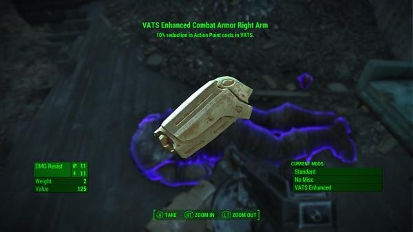 Fallout 4 レジェンダリー厳選