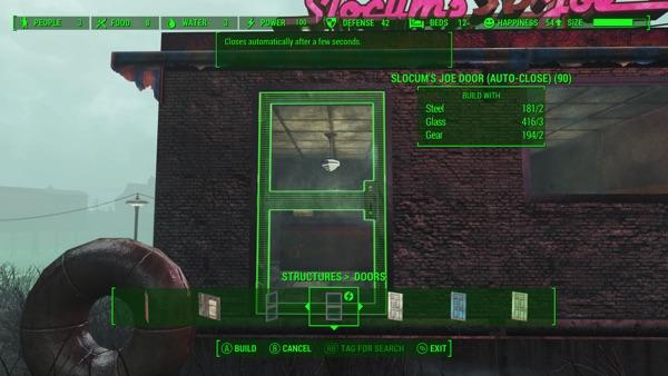 Fallout 4 ドーナツ店