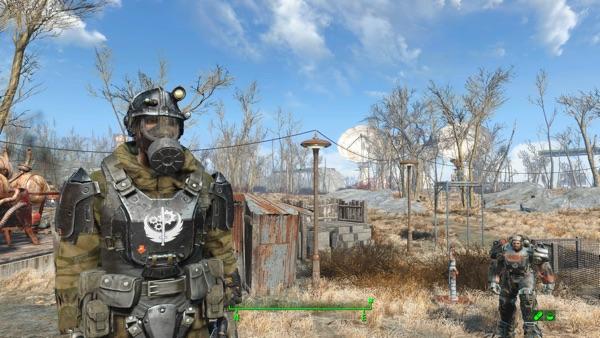 Fallout 4 B.O.S.ペイント