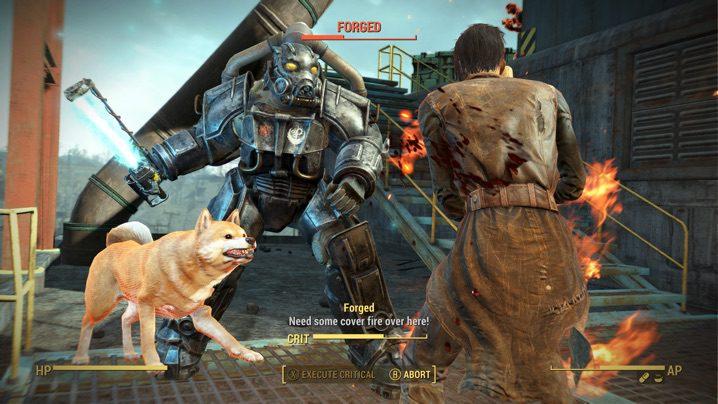 Fallout 4 ヘルファイアパワーアーマー