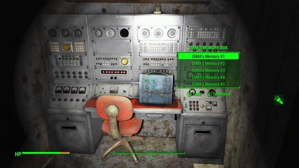 Fallout 4 DiMAの記憶