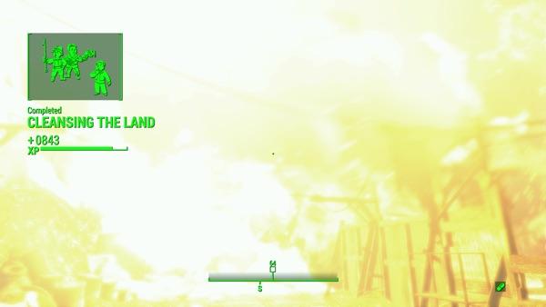 Fallout 4 分界
