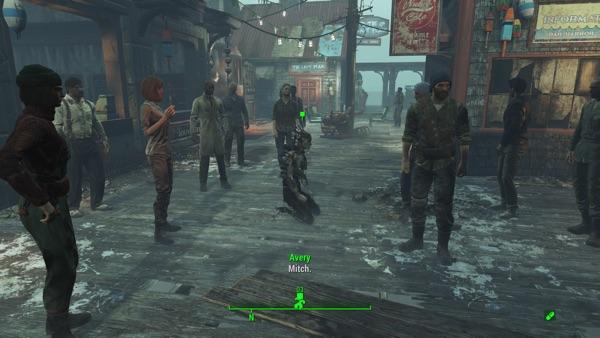 Fallout 4 DiMAの最期