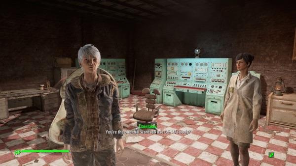 Fallout 4 キュリークエスト