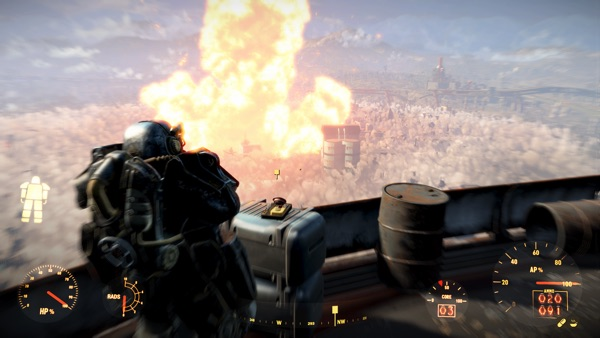 Fallout 4 インスティチュート破壊