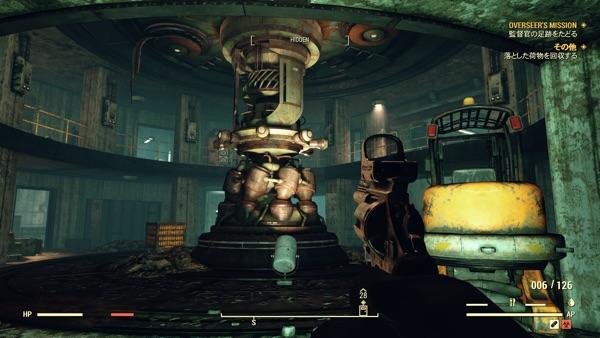 Fallout 76 天文台