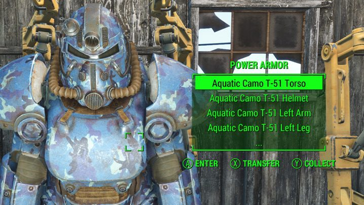 Pick Up Your Power Armor!1
