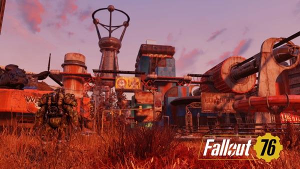 Fallout 76 ワトガ
