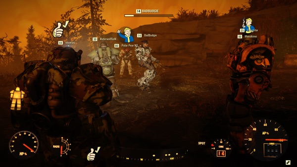 Fallout 76 ブラストゾーン2