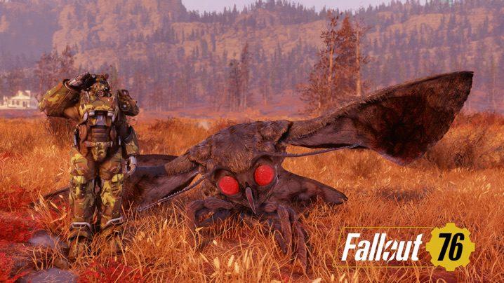 Fallout 76 モスマン