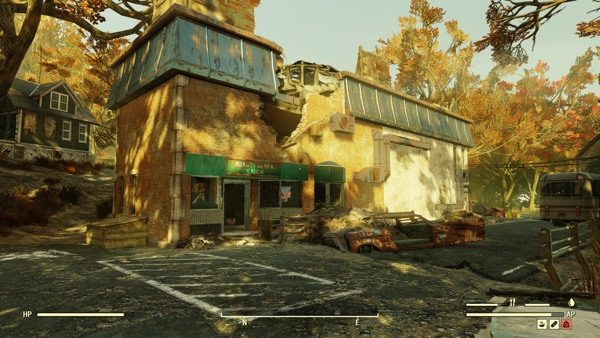 Fallout 76 BEAUTY AND SPA SALON