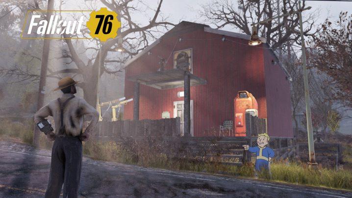 Fallout 76 家造り