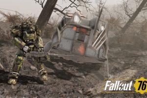 Fallout 76 ベルチ撃墜