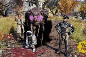Fallout 76 記念写真