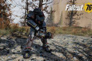 Fallout 76 ツーショットガトリングプラズマ1
