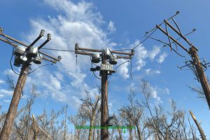 Connectable Electricpoles1