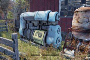 Fallout 76 ジェネレータ核融合
