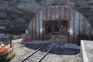 Fallout 76 ブラックウォーター鉱山