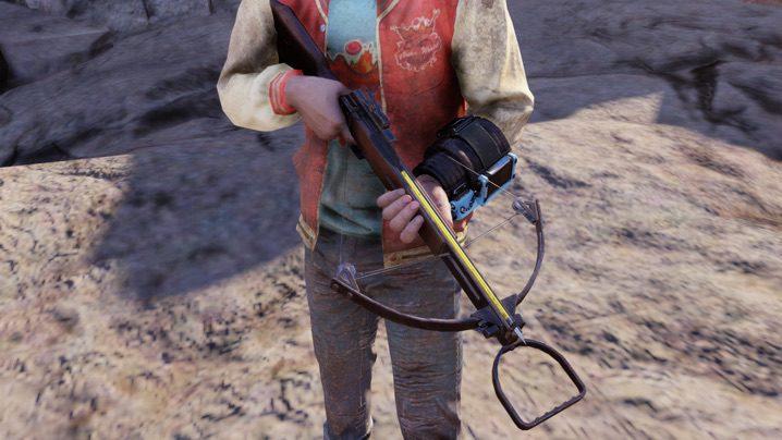 Fallout 76 クロスボウ