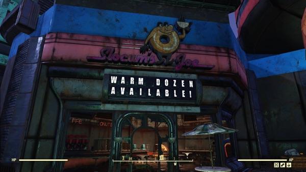 Fallout 76 ワトガマラソン4