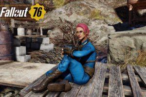 Fallout 76 セカンドキャラ1