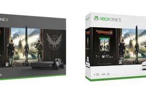ディビジョン2同梱 Xbox One X